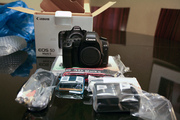 Canon EOS 5D Mark II DSLR Camera.....