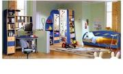 Набор мебели для детской комнаты Молодежный  БЕСПЛАТНАЯ ДОСТАВКА