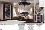 Мебель для спальни Магия КМК 0363     ДОСТАВКА БЕСПЛАТНО