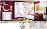 Набор мебели для спальни Орхидея    ДОСТАВКА БЕСПЛАТНО