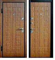 Рубеж ДМ -2 Металлические двери в квартиру Двери элит класса