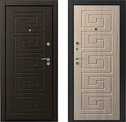 Металлические двери в квартиру металл 1, 5 Лабиринт