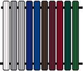 Забор из штакетника металлического – это уникальный вид ограждения