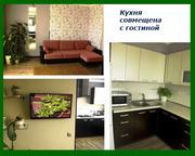 2-комнатная квартира с отличным ремонтом, отчетные документы,  бесплатны