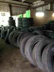 Грузовые шины с пробегом 315/70 R22.5