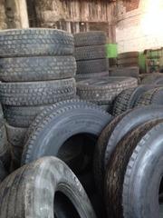 Грузовые шины с пробегом 385/55 R22.5. Гарантия