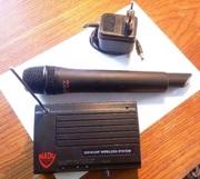 Nady DKW-8U HT - UHF радио-микрофонная система