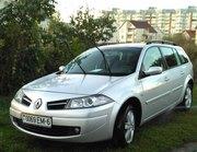 Renault Megane 2 Estate,  165т.км.,  1.5dCi,  2009
