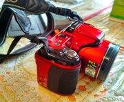 Фотоаппарат неисправный Nikon Coolpix L810 красный
