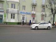 Помещения в центре города Могилев под банк,  офис,  магазин,  салон.