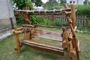 Дубовая мебель для дома и сада