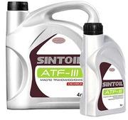 Sintoil Масло трансмиссионное ATF IIIG 1 л