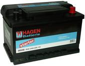 Аккумулятор Hagen 56530 (65 А/ч)