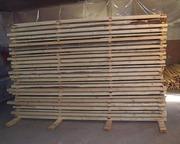 Промышленная сушка древесины