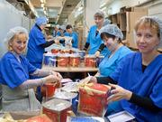 Набираем рабочих на фабрику сухофруктов