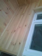 Мастер сделает обшивку балкона и лоджии в Могилеве