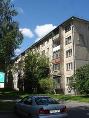 Продаётся уютная 3-комнатная квартира с раздельными комнатами