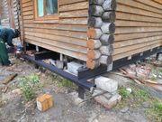 *Фундамент на винтовых сваях установим под ключ Славгород и район.