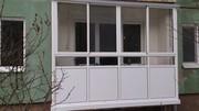 Ремонт балконов и лоджий под ключ в Могилеве