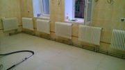 Монтаж радиаторов отопления в загородном доме в Могилеве