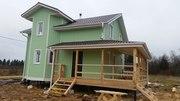 Строительная бригада выполнит строительство Каркасных Домов