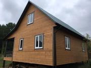 Строительство каркасных Домов и бань в Костюковичах