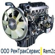 капитальный ремонт двигателя ямз-650 ямз-651