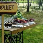 Выездная регистрация,  кухня,  второй день свадьбы,  юбилей?