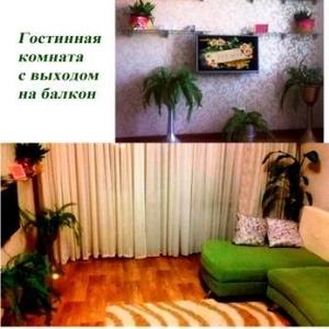 2-комнатная квартира на сутки с хорошим ремонтом,  Wi-Fi,  отчётные документы