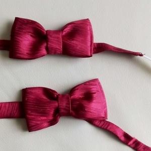 Бабочка-галстук мужская или детская свадебная