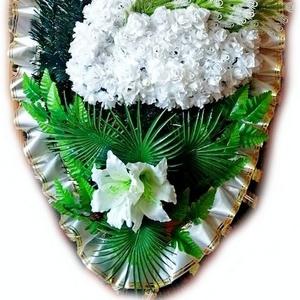 Венки ритуальные,  художественные,  оптом и в розницу.