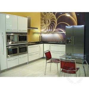 Угловые кухни под заказ и готовые