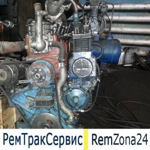 ремонт двигателя д-245