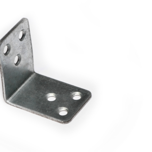 Уголок металлический крепежный У-40 42х42х30х2мм