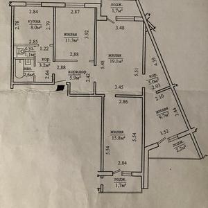 продажа квартиры г.Могилев