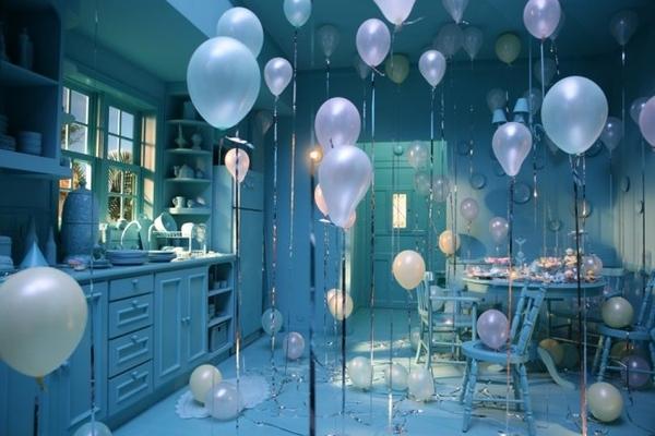 оформление шарами,  украшения +на свадьбу,  зал фото,  украшение зала,  свадебные украшения 4
