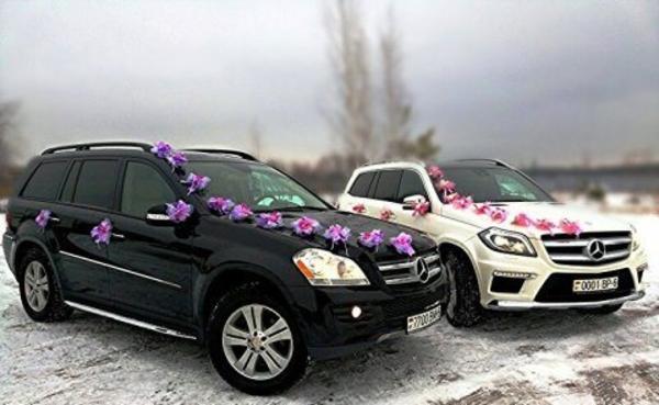Свадебный кортеж,  машины на свадьбу 5