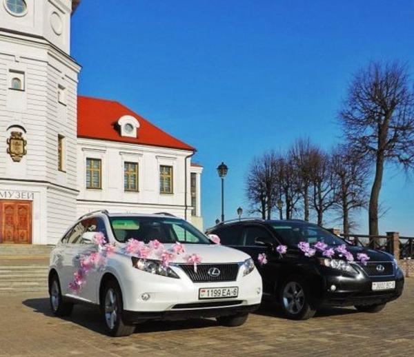 Свадебный кортеж,  машины на свадьбу 7