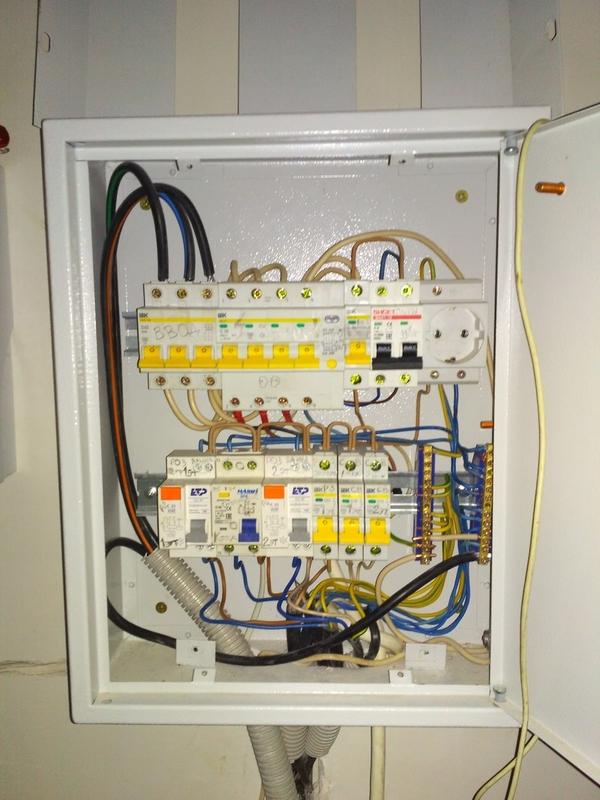 Услуги электрика и другое в Могилеве  2