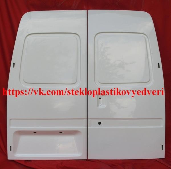 стеклопластиковые задние двери к Форд Транзит 5