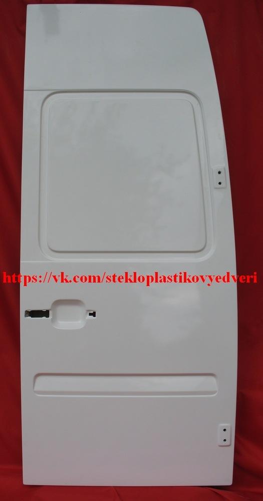 Стеклопластиковые задние двери Мерседес Спринтер 6