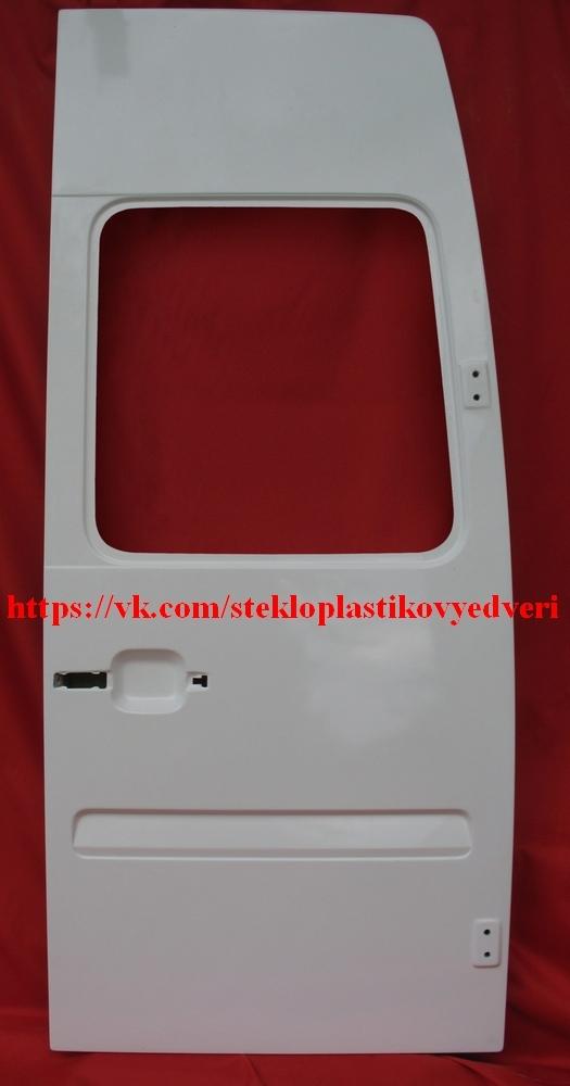 Стеклопластиковые задние двери Мерседес Спринтер 7
