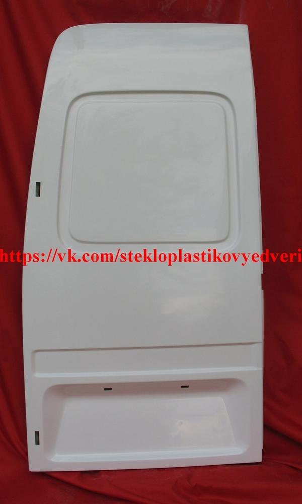 стеклопластиковые задние двери к Форд Транзит 4