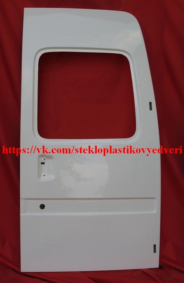 стеклопластиковые задние двери к Форд Транзит 2