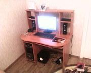 Продам стол для компьютера,  немного б/у