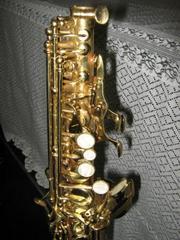 Продается Саксофон-сопрано Roy Benson SS-101 Sopran Sax.
