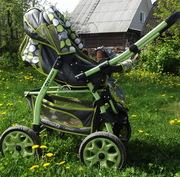 Детская универсальная коляска Adamex Gustaw 2