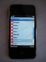 SciPhone i68+ (Лучший клон iPhone)