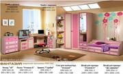 Набор мебели для детской комнаты Фантазия