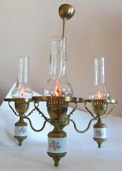 Лампа антикварная